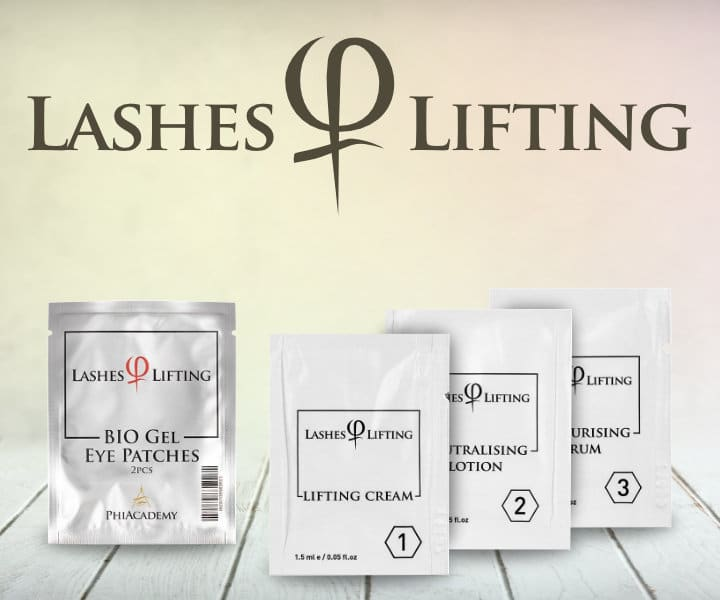 Lashes Lifting